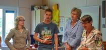 Jetta Klijnsma bezoekt PrO Assen